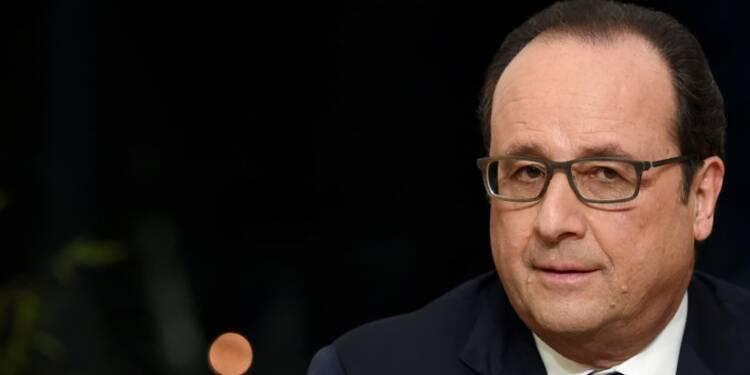 Hollande ne se qualifierait pas pour le second tour, selon Ifop