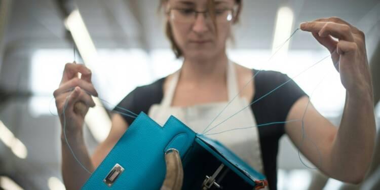 Une quinzième manufacture française pour Hermès, dont les sacs séduisent toujours plus