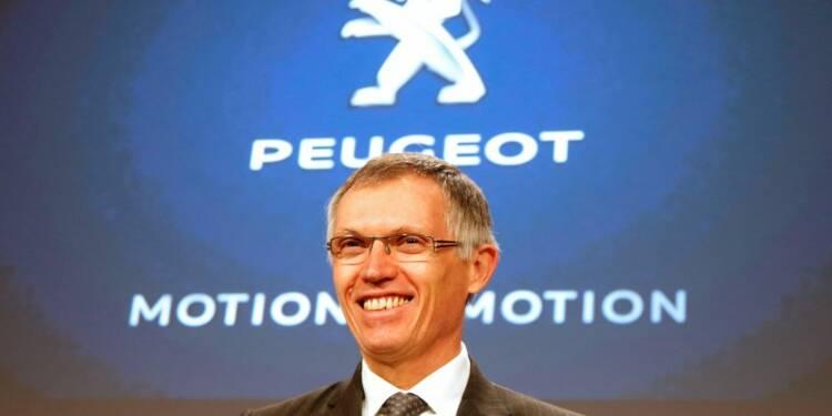 PSA renoue avec un bénéfice net en 2015