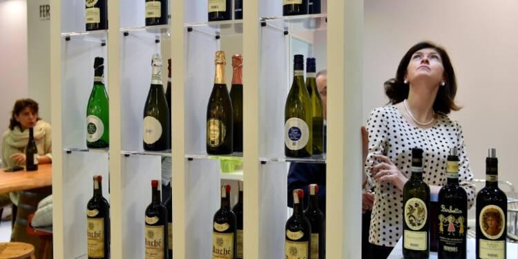 Salute! L'Italie porte un toast au succès de ses vins