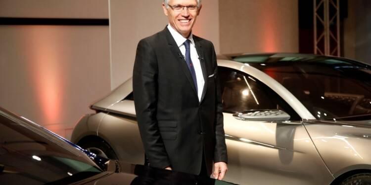 Après des années de pertes, Peugeot-Citroën fait 1,2 milliard d'euros de profits