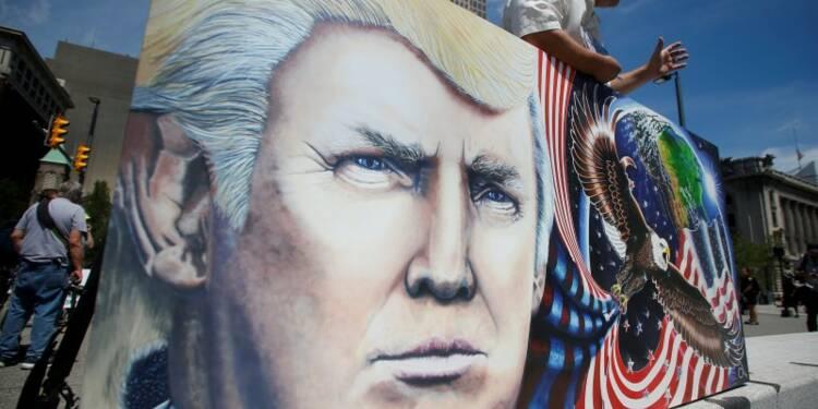 Donald Trump sous les feux de la convention républicaine