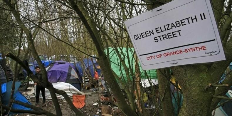Les camps de migrants de Calais et Grande-Synthe moins peuplés