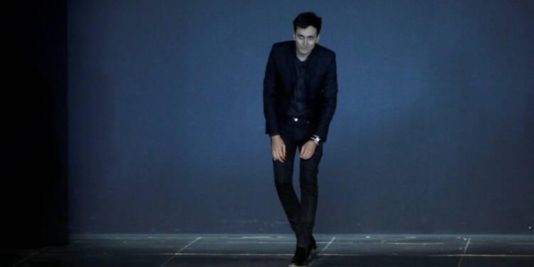 Départ d'Hedi Slimane, artisan du renouveau d'Yves Saint Laurent