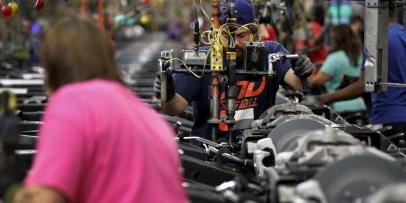 La croissance américaine revue en hausse à 2,1% au 3e trimestre