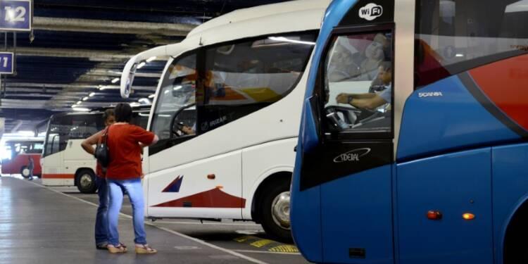 La libéralisation des autocars a créé 900 emplois en cinq mois
