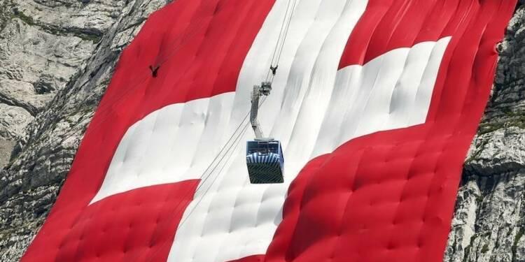 La Suisse voit son économie se redresser lentement