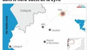 Raids et bombardements font des dizaines de morts à Alep
