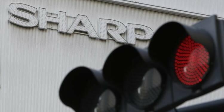 Sharp avertit sur ses résultats