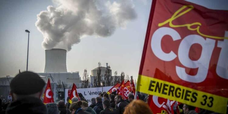 Savez-vous où sont situées nos centrales nucléaires (actuellement) sous pression ?