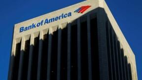 Baisse de 19,4% du bénéfice trimestriel de Bank of America