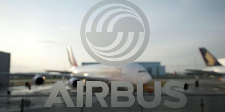 Vol inaugural de l'A321neo, équipé de moteurs CFM