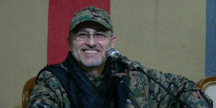 Le chef militaire du Hezbollah libanais tué en Syrie