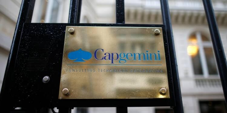 Capgemini envisage de nouvelles acquisitions au 2e semestre