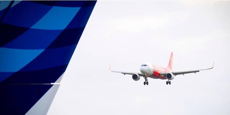 A Farnborough, les commandes d'avions pleuvent sur Airbus