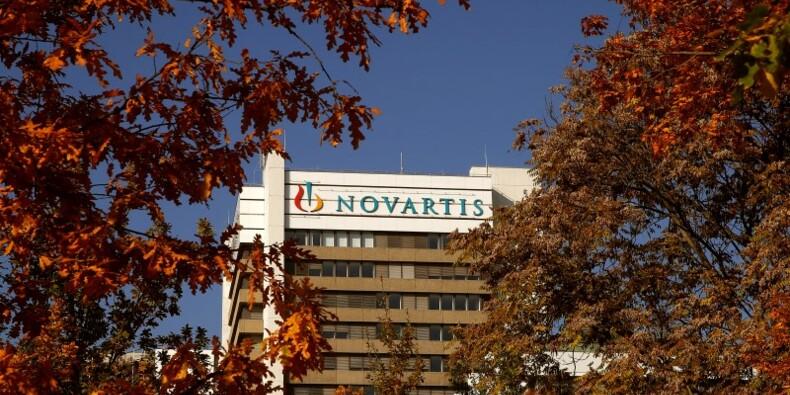 Baisse de 13% du résultat trimestriel net courant de Novartis