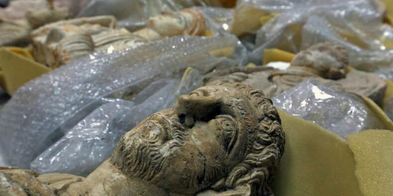Daech tirerait 200 millions de dollars de la vente d'antiquités