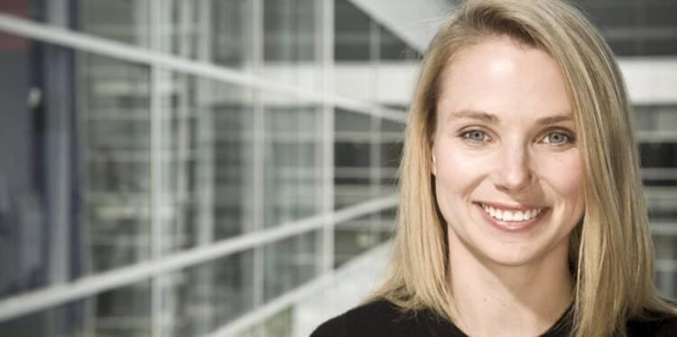 La nouvelle patronne de Yahoo! pourrait gagner jusqu'à 20 millions de dollars par an