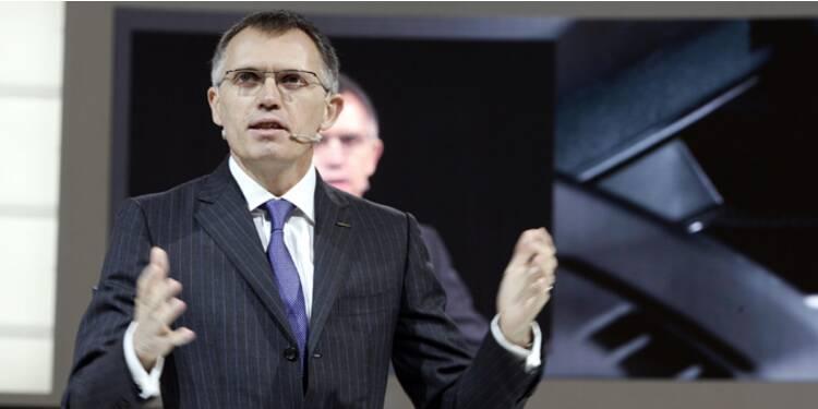 Peugeot : Carlos Tavares va piloter l'entreprise en 2014