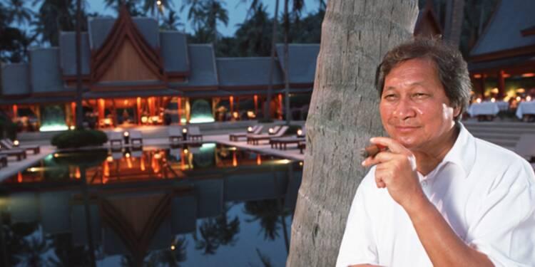 Adrian Zecha (né en 1933) : ses hôtels hors de prix de la chaîne Aman ressemblent au paradis