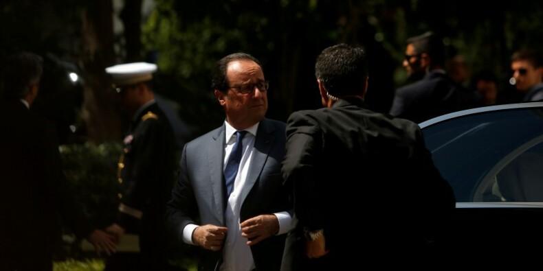 Hollande rejette toute responsabilité de la France à Manbij