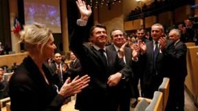 Christian Estrosi élu président du conseil régional de PACA