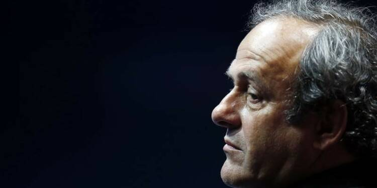 Michel Platini fait appel de sa suspension par la FIFA