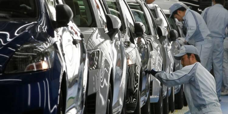 Toyota va stopper sa production du 8 au 13 février au Japon