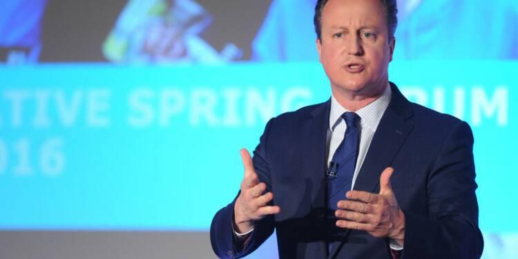 """""""Panama papers"""": Cameron promet de renforcer les règles fiscales"""
