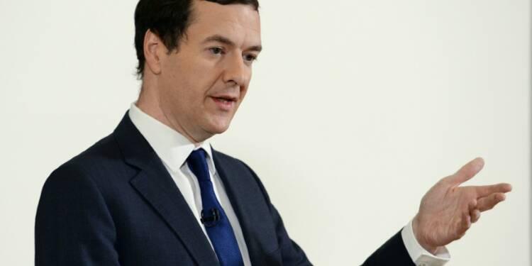 Londres veut fortement baisser l'impôt sur les sociétés
