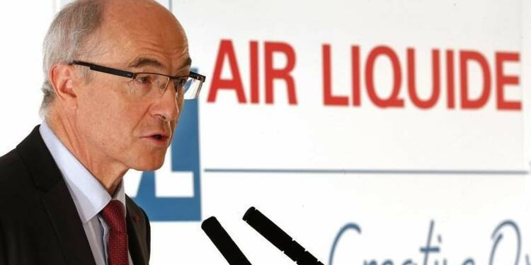 Air Liquide solide mais sans surprise en 2015, le titre baisse