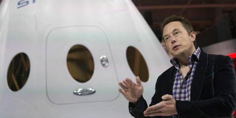 Une mission vers Mars au programme de SpaceX pour 2018