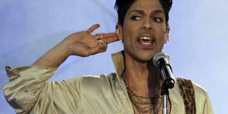 Prince a succombé à une surdose d'analgésique