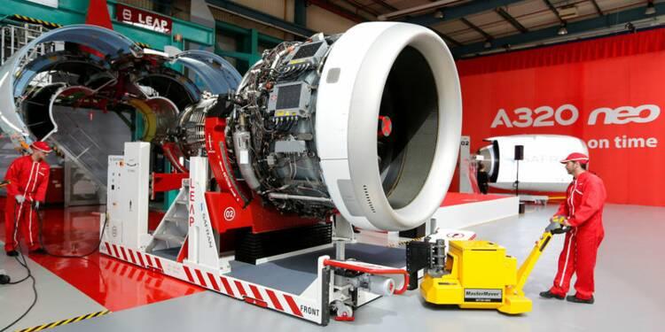 Safran livre le premier moteur LEAP de série pour l'A320neo