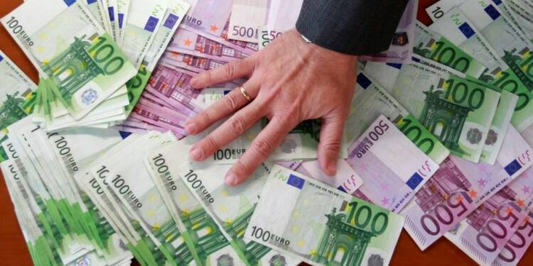 Hausse de l'excédent courant en zone euro en avril