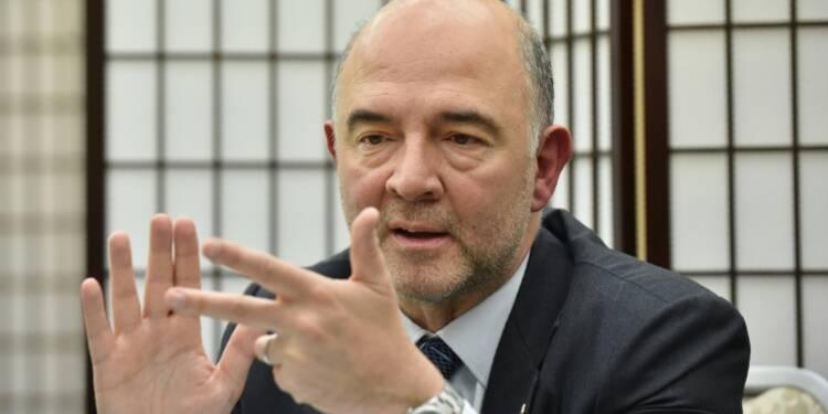 Bruxelles et l'Eurogroupe mettent fin aux dissonances sur la France