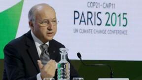 Laurent Fabius pense proposer un texte final vendredi à la COP21