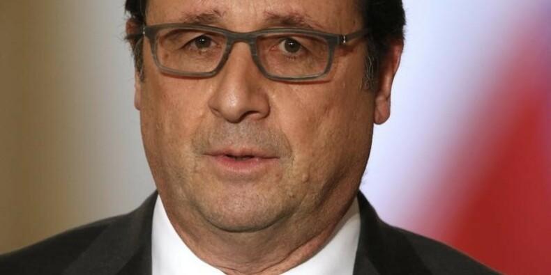 François Hollande perd 10 points en un mois, selon Ifop