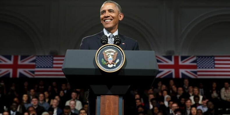 A Londres, Barack Obama en lance un appel contre le Brexit