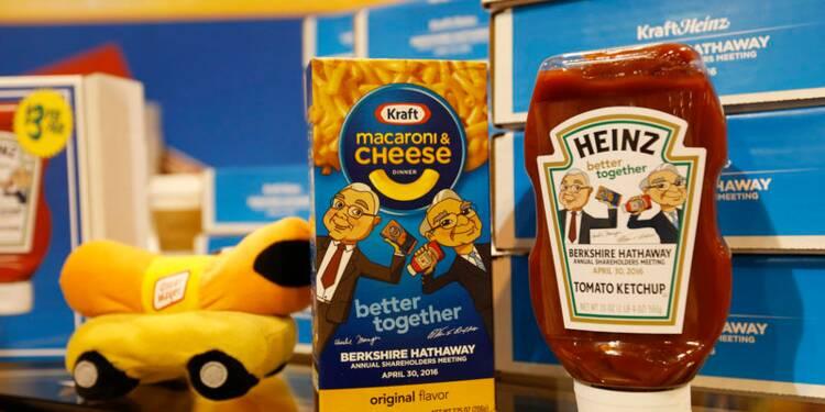 Kraft Heinz voit son bénéfice bondir avec la baisse des coûts