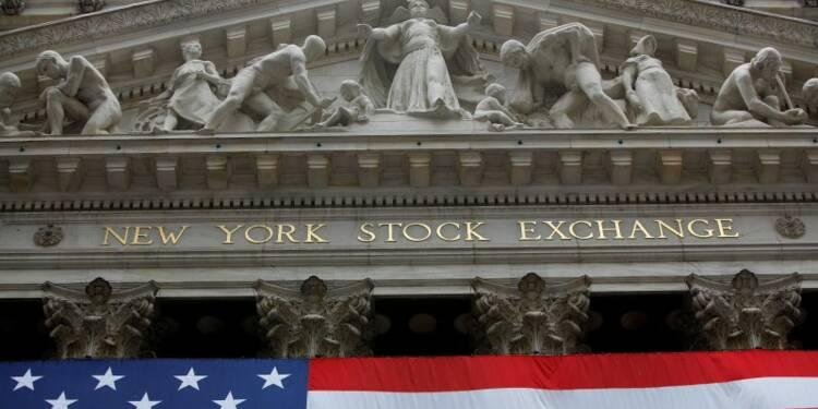 Le Dow Jones gagne 0,42% et le Nasdaq prend 0,74%