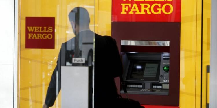 La hausse des provisions pénalise Wells Fargo