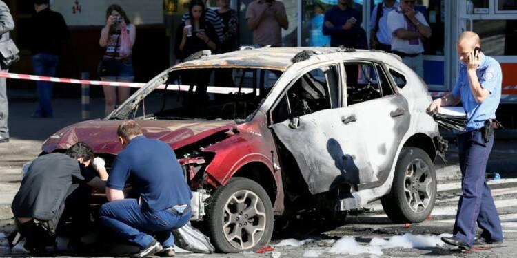 Un journaliste ukrainien assassiné à Kiev