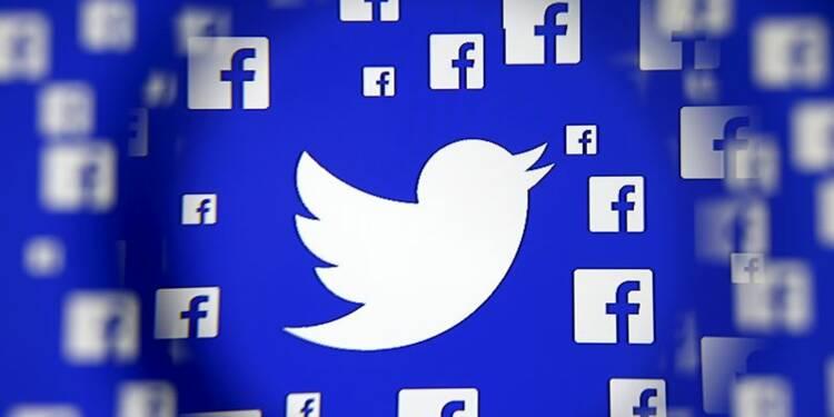 """Création de comptes Facebook et Twitter """"Stop djihadisme"""""""