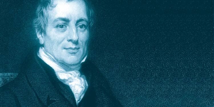 David  Ricardo (1772-1823) : il a codifié les pratiques du commerce international