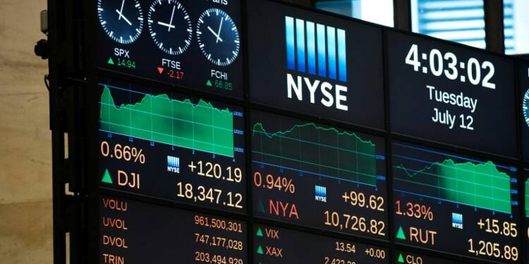 """Brexit: trop tôt pour dire que """"le danger est passé"""", selon la Fed"""