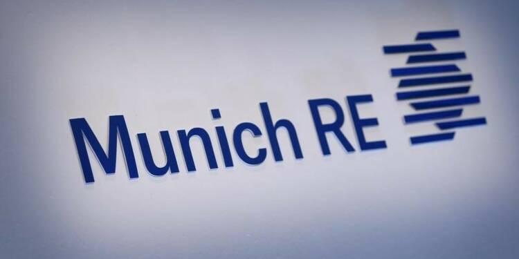 Munich Re relève son dividende après un bénéfice net 2015 stable