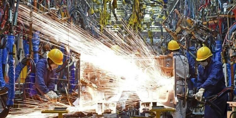 La contraction s'accentue dans l'industrie chinoise