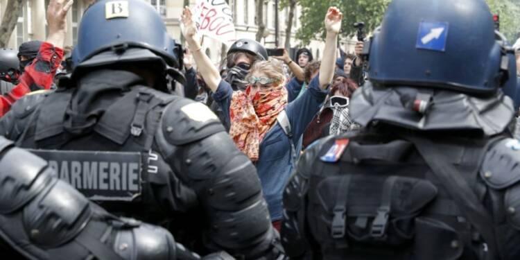 Tractations autour de la manifestation parisienne de jeudi