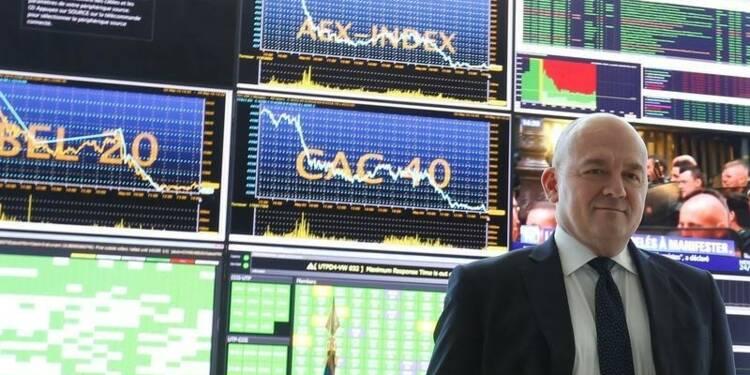 Euronext affiche une marge en hausse avec le contrôle des coûts